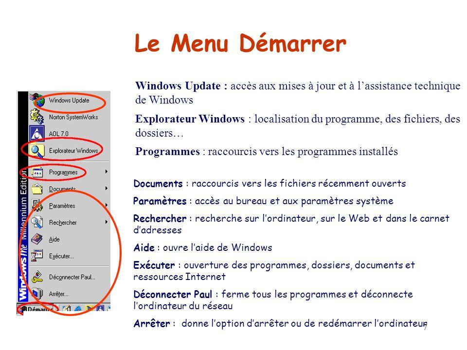 8 Fichiers, répertoires et arborescence Un ordinateur permet le traitement des informations.