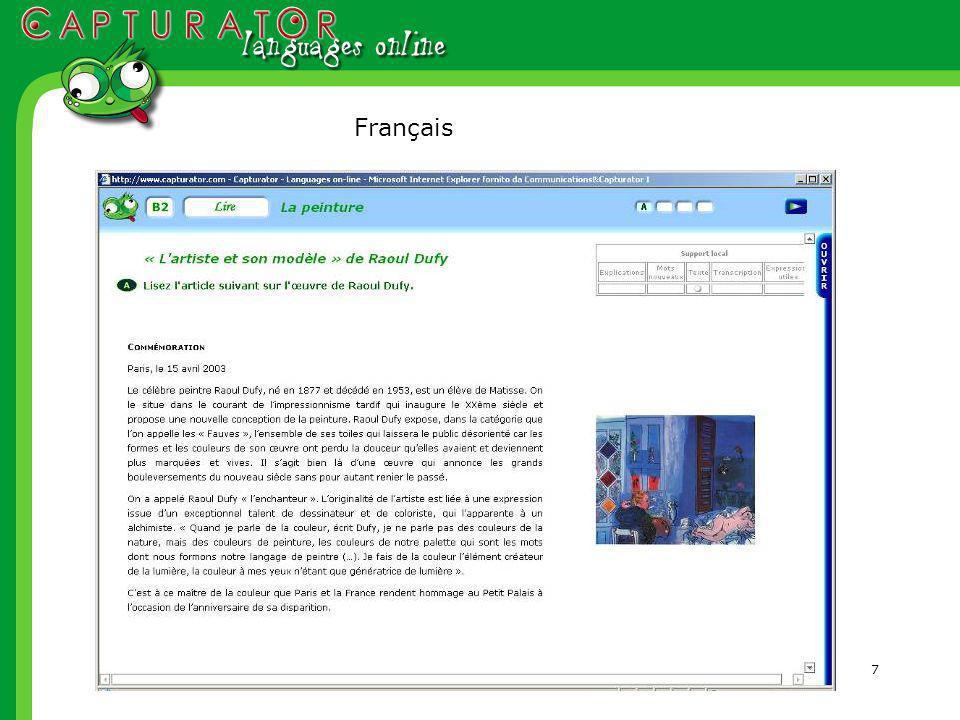 7 Français