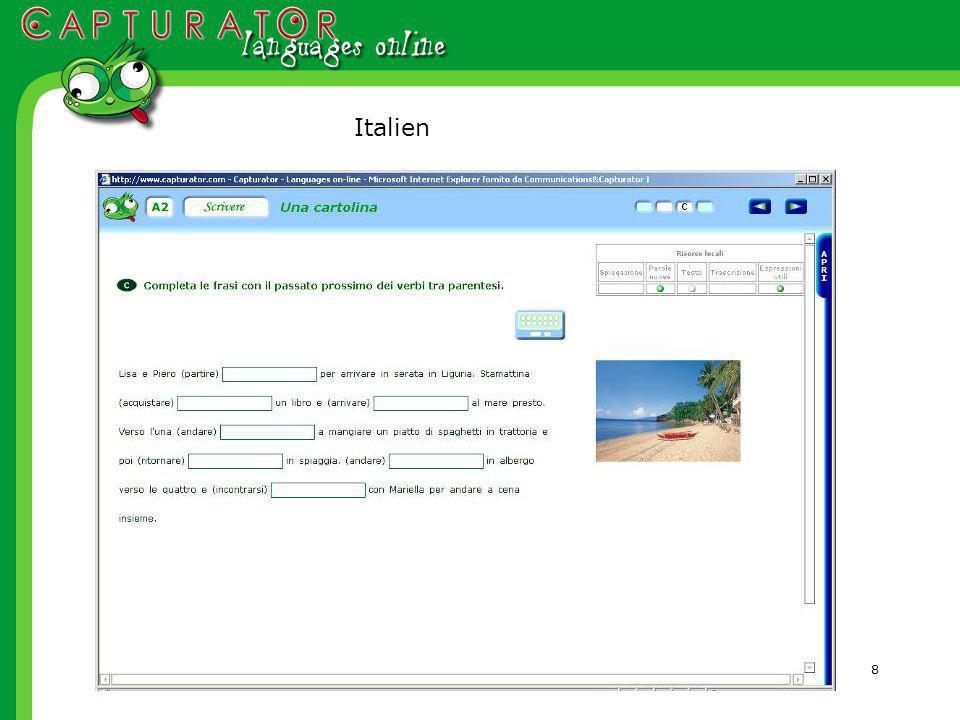 8 Italien