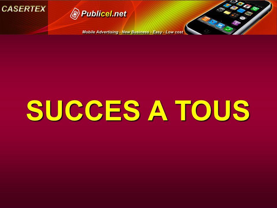 SUCCES A TOUS