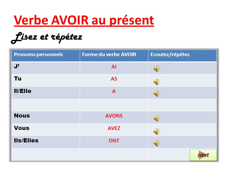 Recommence!