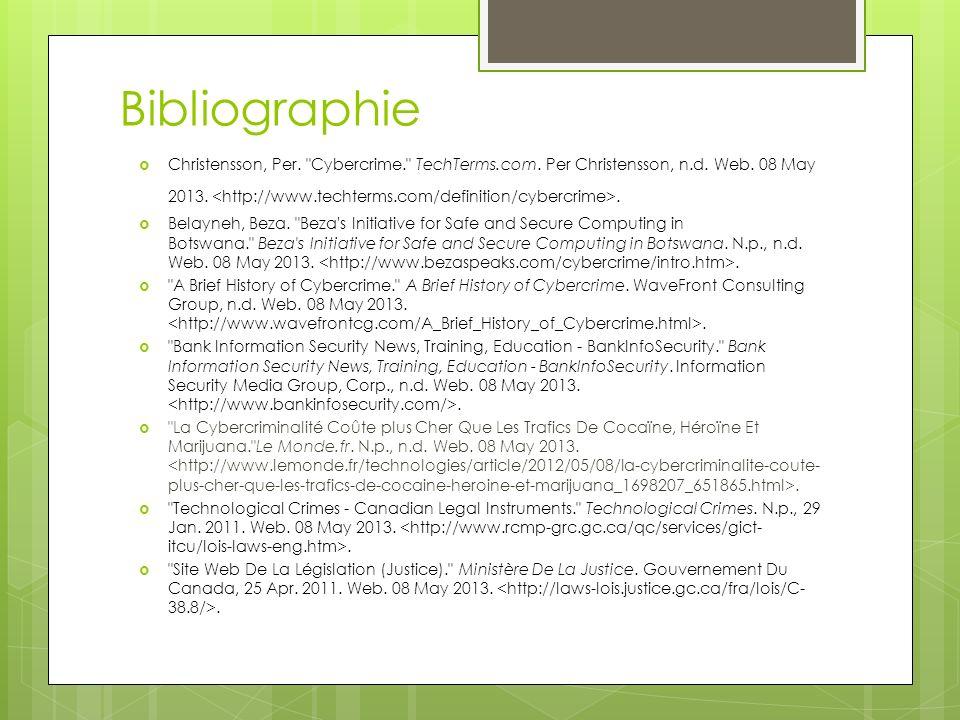 Bibliographie Christensson, Per.