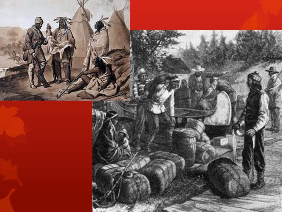LAlliance de Champlain avec les Hurons : Les Hurons était très bien placés sur la rive sud de la baie géorgienne où la pêche était excellente.