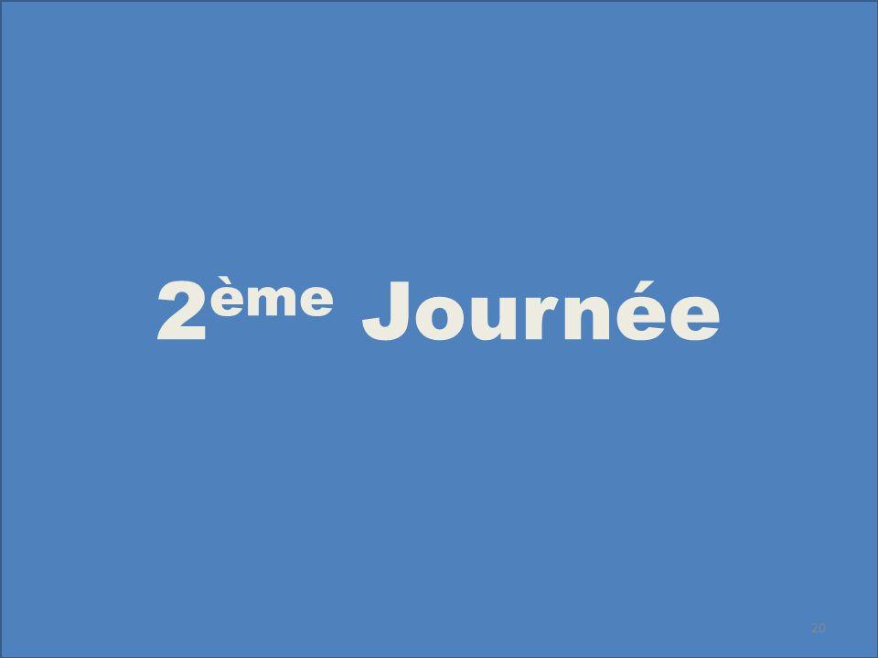 2 ème Journée 20
