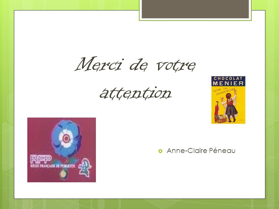 Merci de votre attention Anne-Claire Péneau
