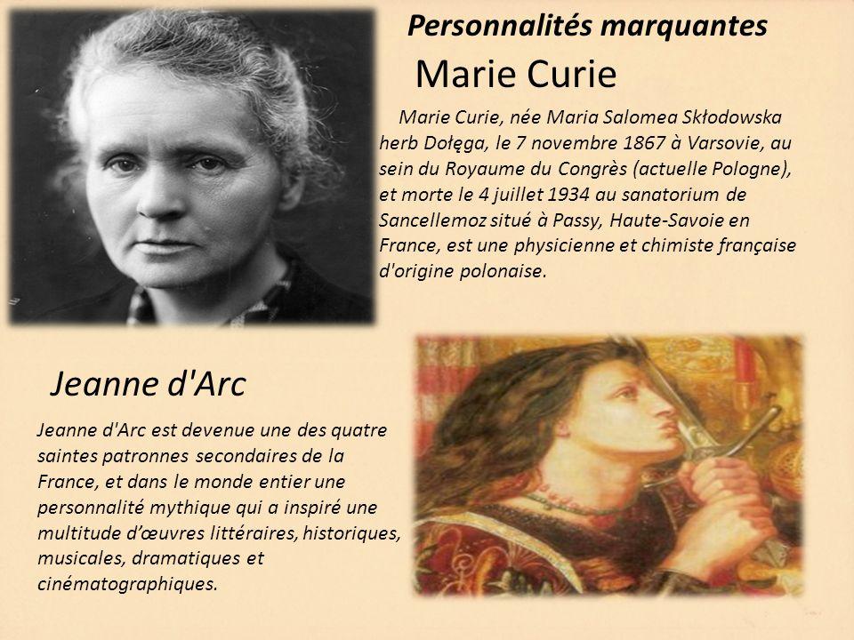 Marie Curie Marie Curie, née Maria Salomea Skłodowska herb Dołęga, le 7 novembre 1867 à Varsovie, au sein du Royaume du Congrès (actuelle Pologne), et