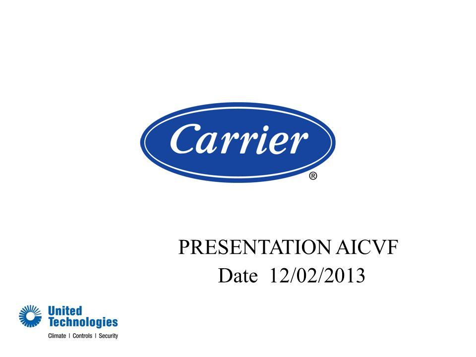 PRESENTATION AICVF Date 12/02/2013