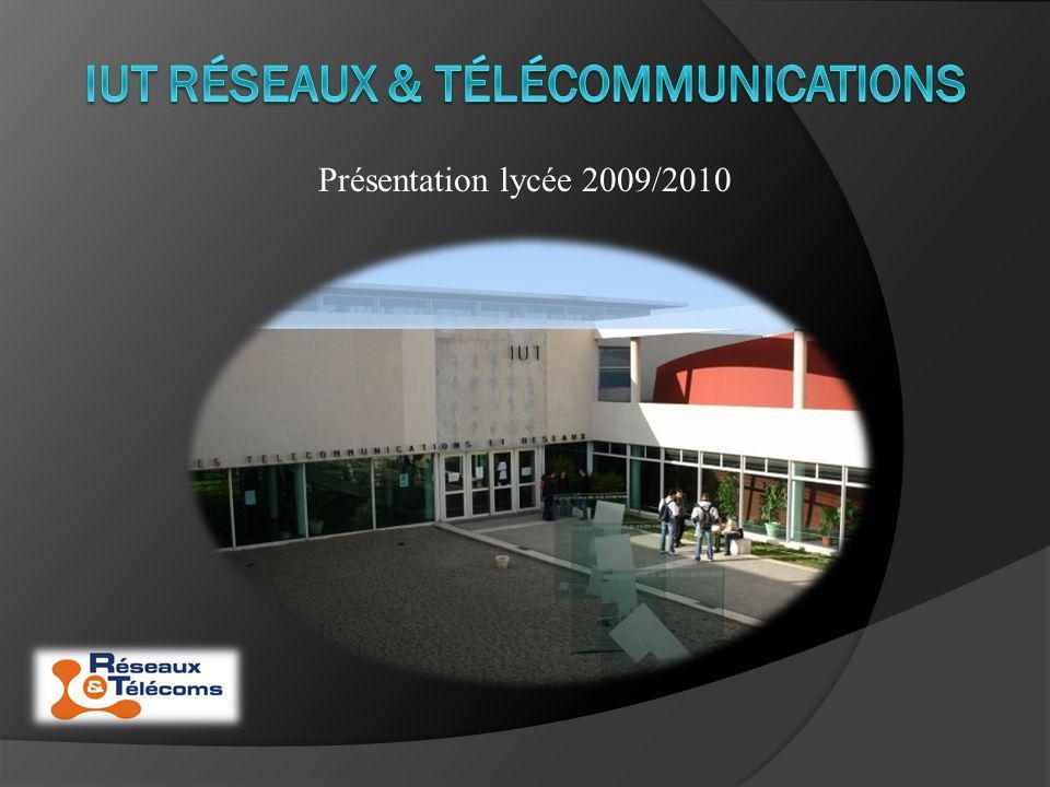 Présentation lycée 2009/2010