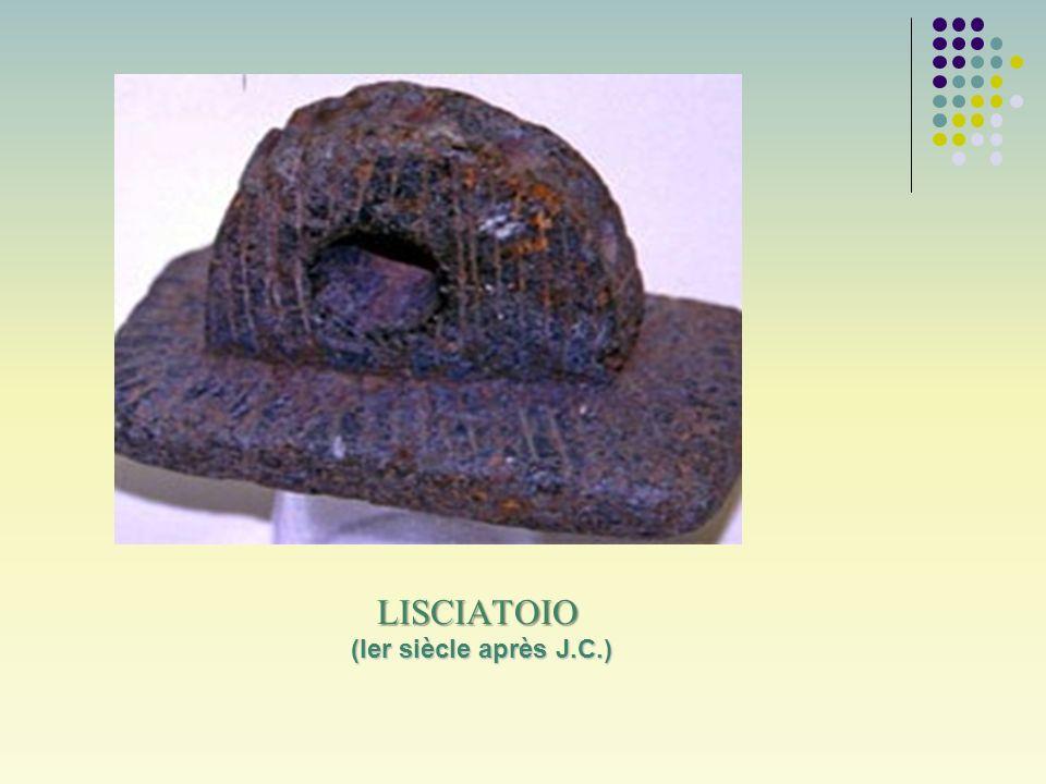 LISCIATOIO (Ier siècle après J.C.)