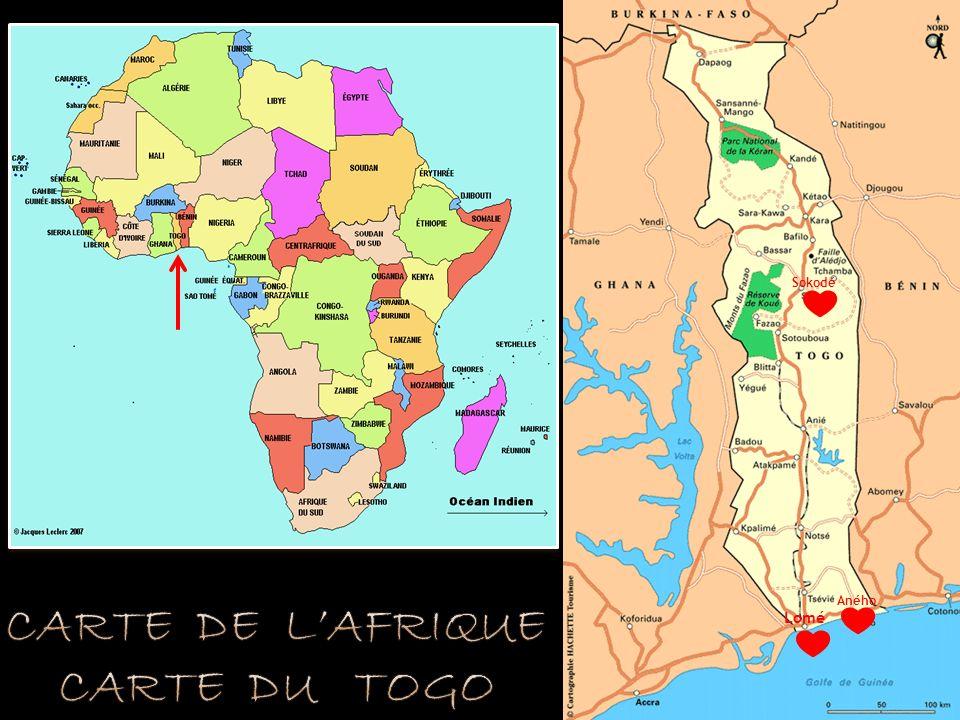 Sokodé Lomé Aného