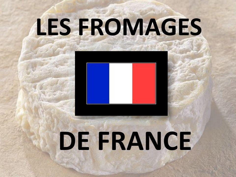 LES FROMAGES DE FRANCE