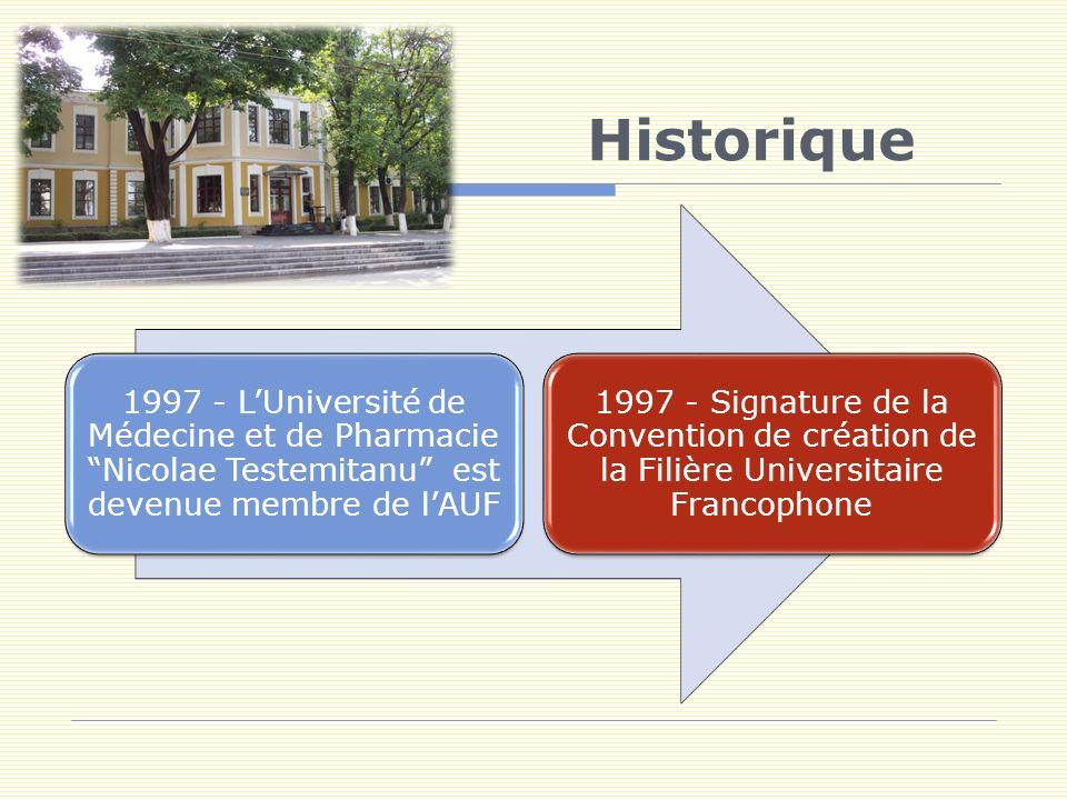 Soutien logistique Janvier 2010 – ouverture du point daccès à linformation soutenu par lAUF Mai 2013 – mise en place du Centre de Réussite Universitaire (dans le cadre du projet «Plan daction francophone» financé par le BECO de lAUF)
