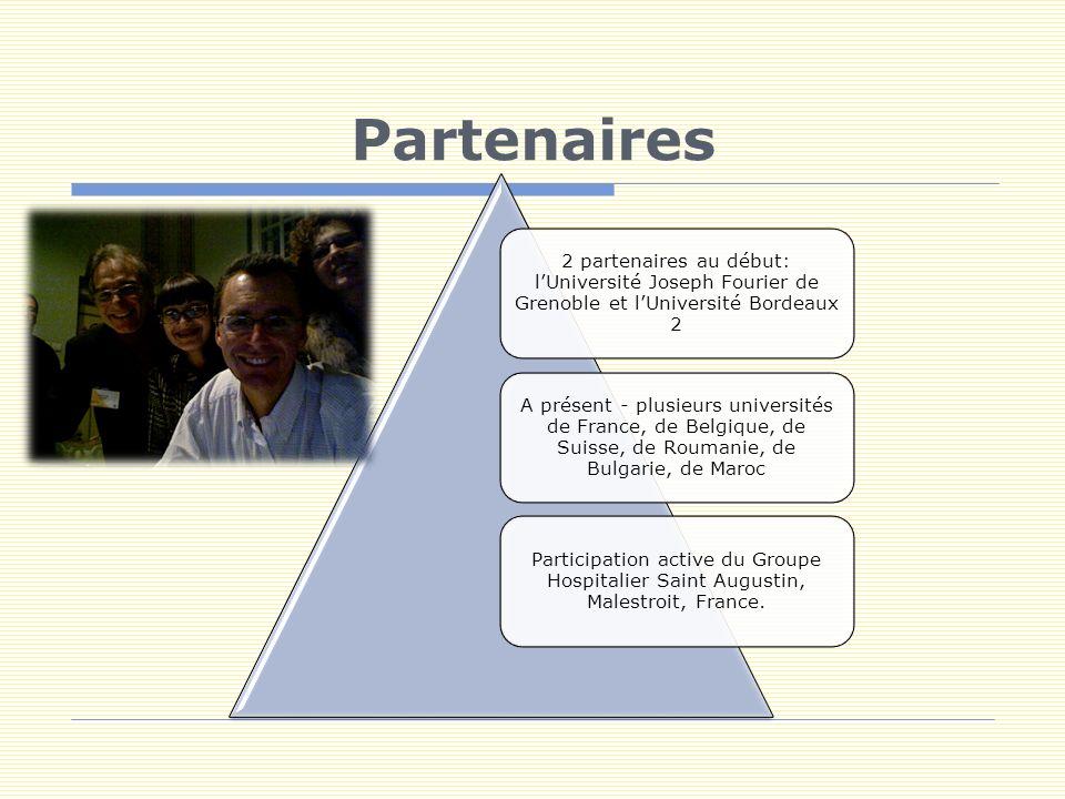 Mobilités Environ 500 enseignants, internes et étudiants ont bénéficié de stages dans l un des pays francophones.