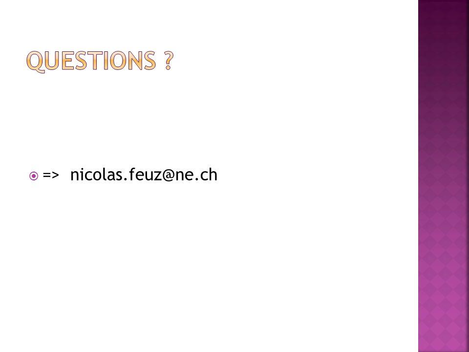 => nicolas.feuz@ne.ch