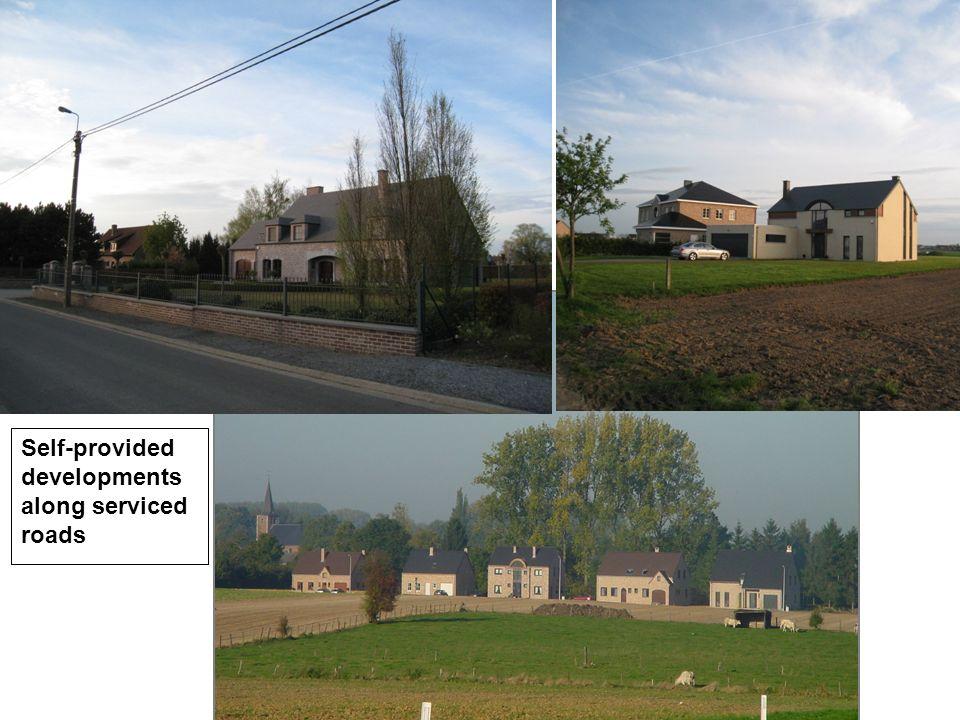 Sprawl of eco-efficient constructions 16 Source: LA LIBRE essentielle, supplément IMMO, 14- 15 mai 2011, p.