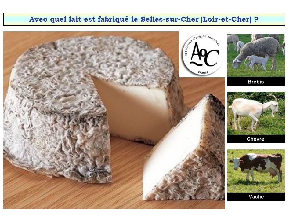 Avec quel lait est fabriqué lÉpoisses (Bourgogne) ?