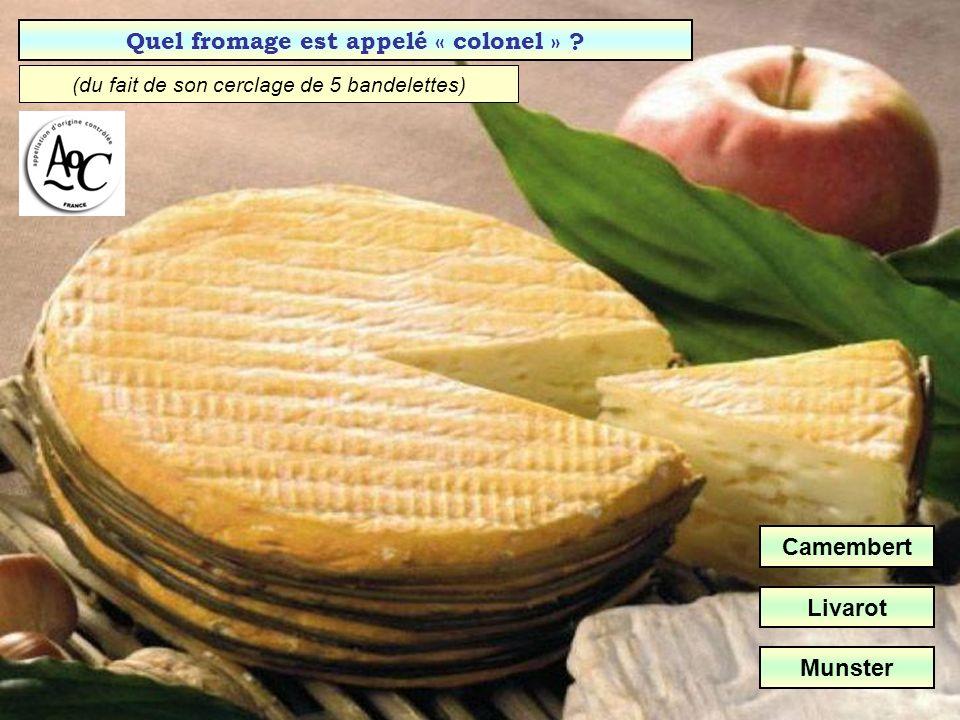 De quelle région provient le brocciu ? Corse Pays Basque Provence