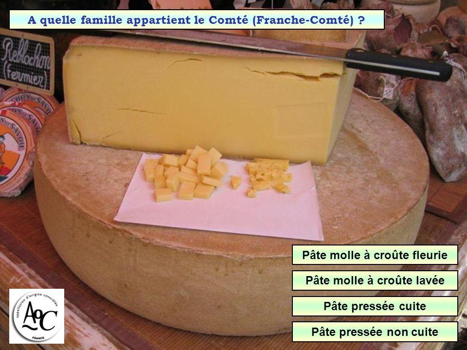 A quelle famille appartient le Saint-Nectaire (Auvergne) .