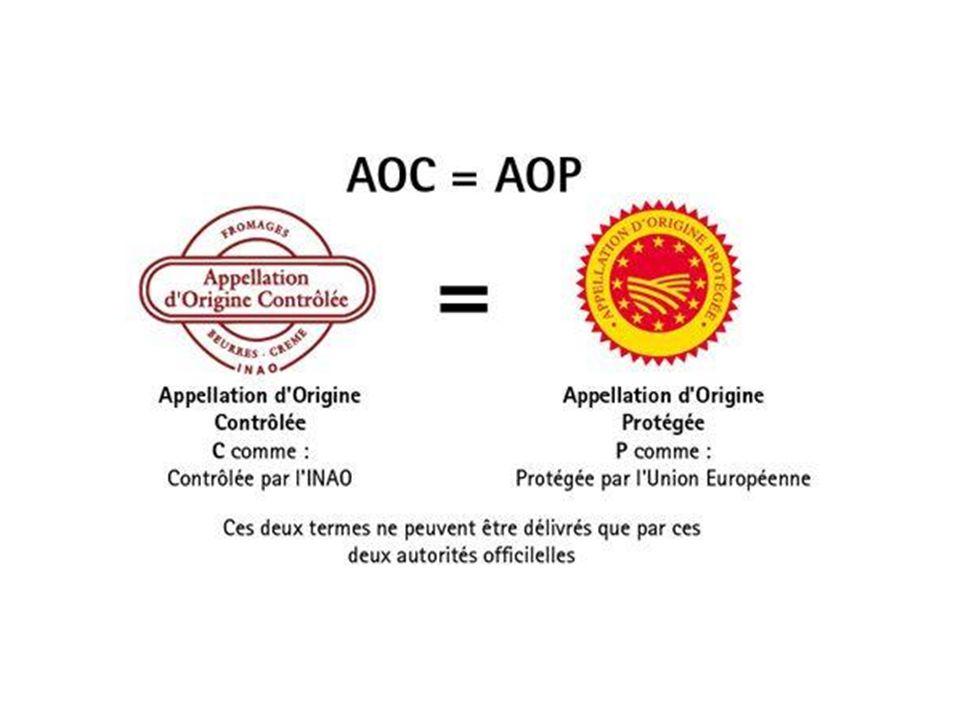 Combien y-a-t-il de fromages AOC en France ? 46 56 66 (AOC : Appellation dOrigine Contrôlée)