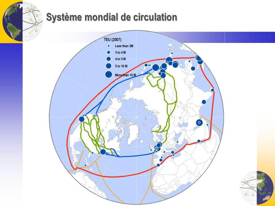 Larriere-pays du port de Montréal 31% 27% 3% 22% 10% 2% <1% Quebec Atlantic Northeast Western Canada Midwest West Coast Gulf Southeast Trucking Rail 4% Ontario
