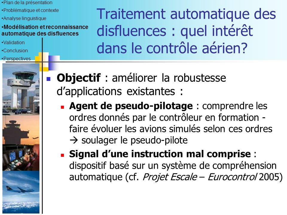 Soutenance de thèse Jean-Léon Bouraoui22 Plan de la présentation Problématique et contexte Analyse linguistique Modélisation et reconnaissance automat