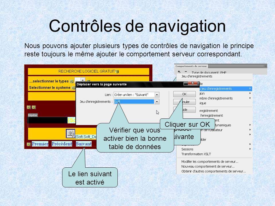 Afficher les données: styles CSS Pour afficher les données avec une belle présentation il faut définir des styles dans la feuille de style CSS et les