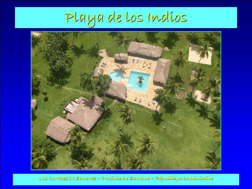 Playa de los Indios Los Corrales de Sanchez – Province de Samana – République Dominicaine