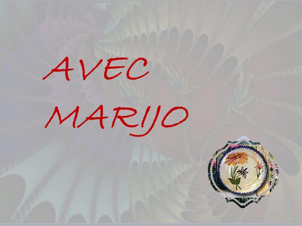 AVEC MARIJO