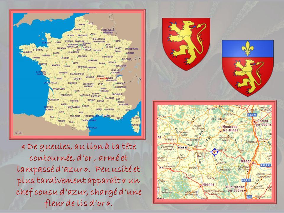 Découvrons maintenant le cœur historique de la ville avec, notamment, les vestiges datant des XIVe et XVe siècles, de lancien château fort qui appartint successivement à Philippe le Hardi, duc de bourgogne, Philippe le Bon et Charles le Téméraire qui porta le titre de comte du Charolais.