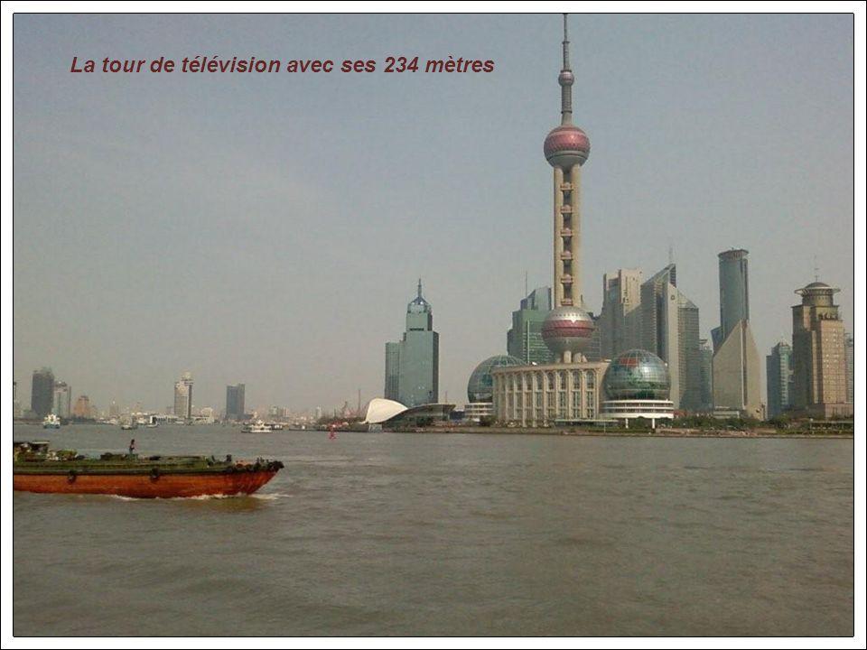 Shanghai : avec ses 17 millions dhabitants