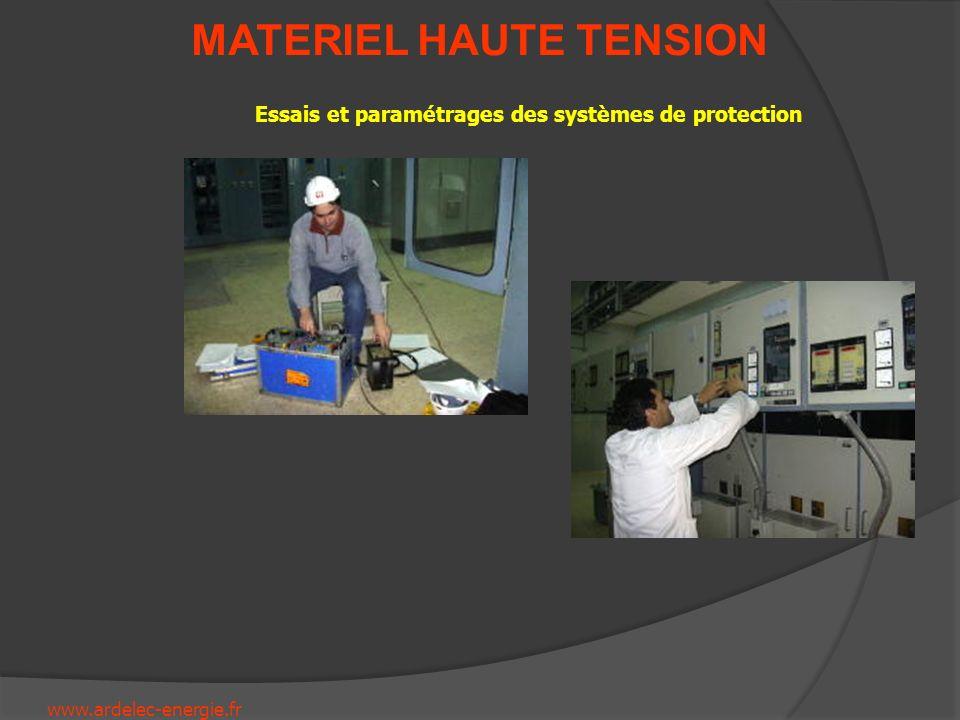 www.ardelec-energie.fr MATERIEL HAUTE TENSION Partie active EIB 15 kV, avec disjoncteur à faible volume d huile Partie active EIB avec disjoncteur sous vide DIVAC Objectif: Remplacer un disjoncteur en fin de vie par un modèle de technologie actuelle