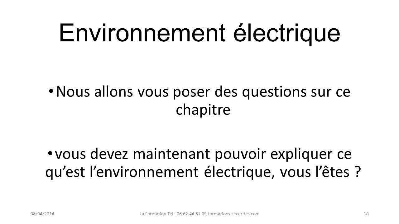 Environnement électrique Pour résumer en simplifiant : 50 mètres est le volume géographique maximum sil ny a pas de locaux fermés Ce qui va permettre