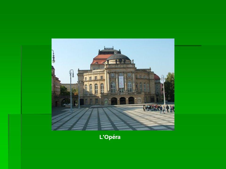 L Opéra