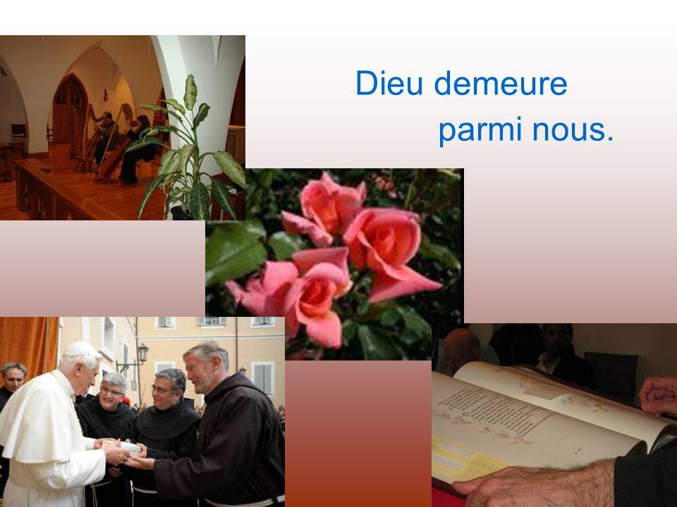 Cest une véritable communion fraternelle. Nous nous nourrissons mutuellement. Benoît XVI LEucharistie est lunion la plus intime qui soit, entre Dieu e