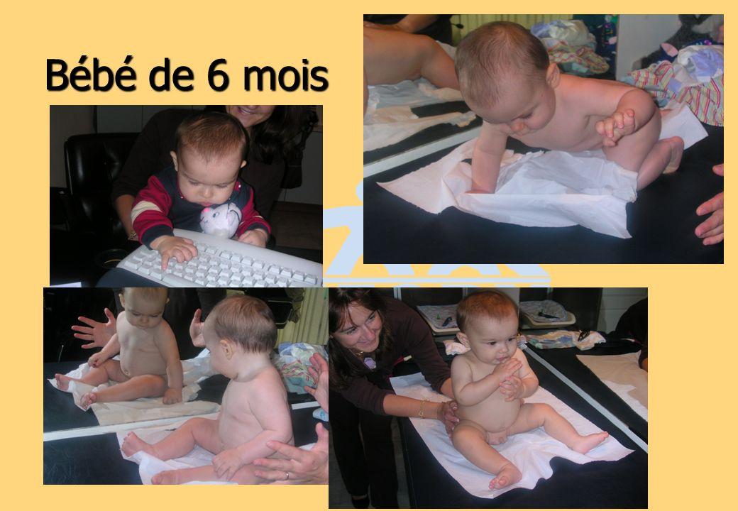 Bébé de 6 mois