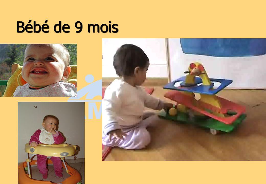 Bébé de 9 mois