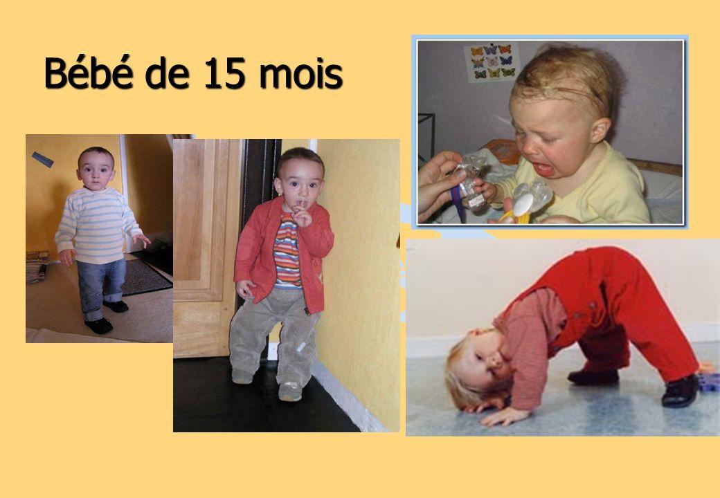 Bébé de 15 mois
