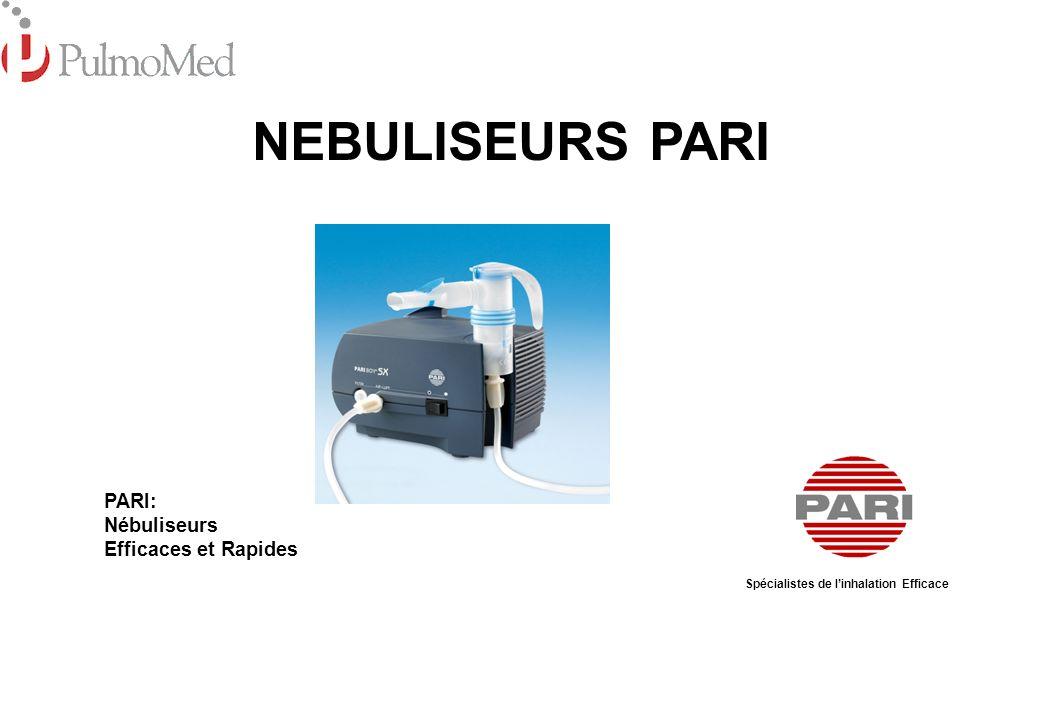Aérosolthérapie Pour un Traitement Efficace des Voies Respiratoires