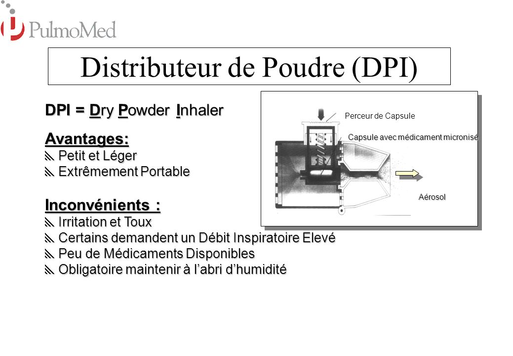 Nébuliseurs Ultrasoniques Solution à Nébuliser EauAérosol Entrée d Air Cristal Piézo-électrique (activé par hautes fréquences)