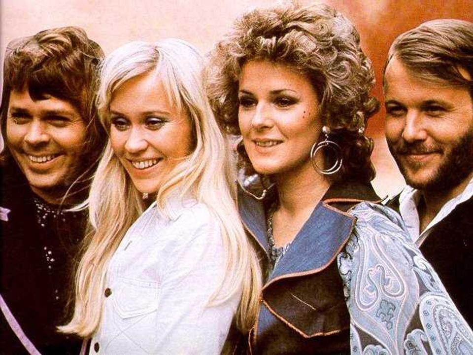 1973: Cette année-là, le groupe se présente et échoue aux présélections suédoises du Concours Eurovision de la Chanson avec Ring Ring .
