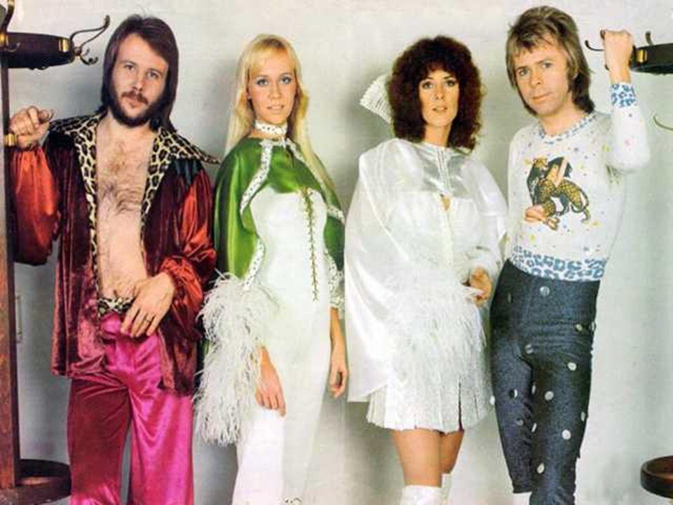 1975: Au cours de cette année, ABBA passe beaucoup de temps sur son prochain album et Björn et Benny composent également Bang en boomerang pour leurs vieux amis Svenne et Lotta Hedlund qui s essaient aussi au Concours Eurovision mais ne gagnent pas..