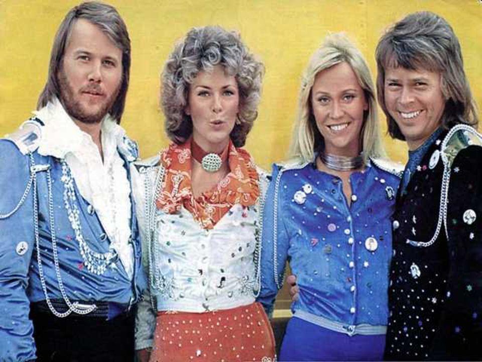 1976: Cette année commence avec un N°1au Royaume Uni : Mamma Mia , vite suivi de Fernando .