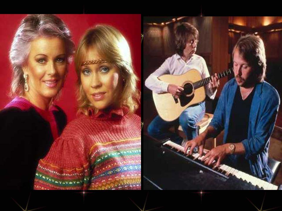 1979: Benny sont à peine mariés qu Agnetha et Björn déclarent que leur union est terminée et qu ils se séparent.