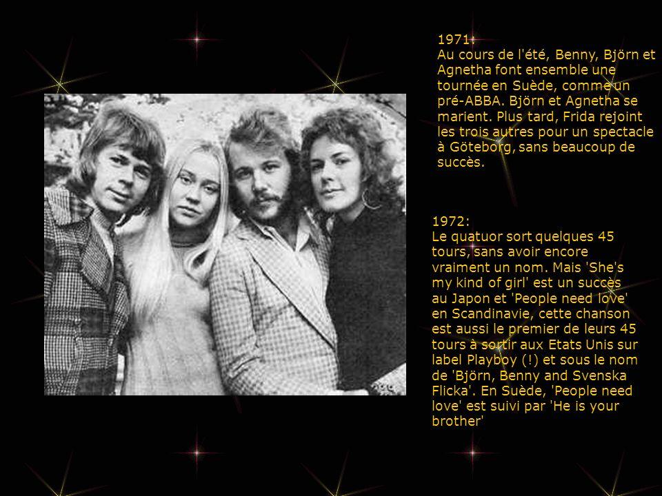 1978: Cette année commence avec la sortie de The album .