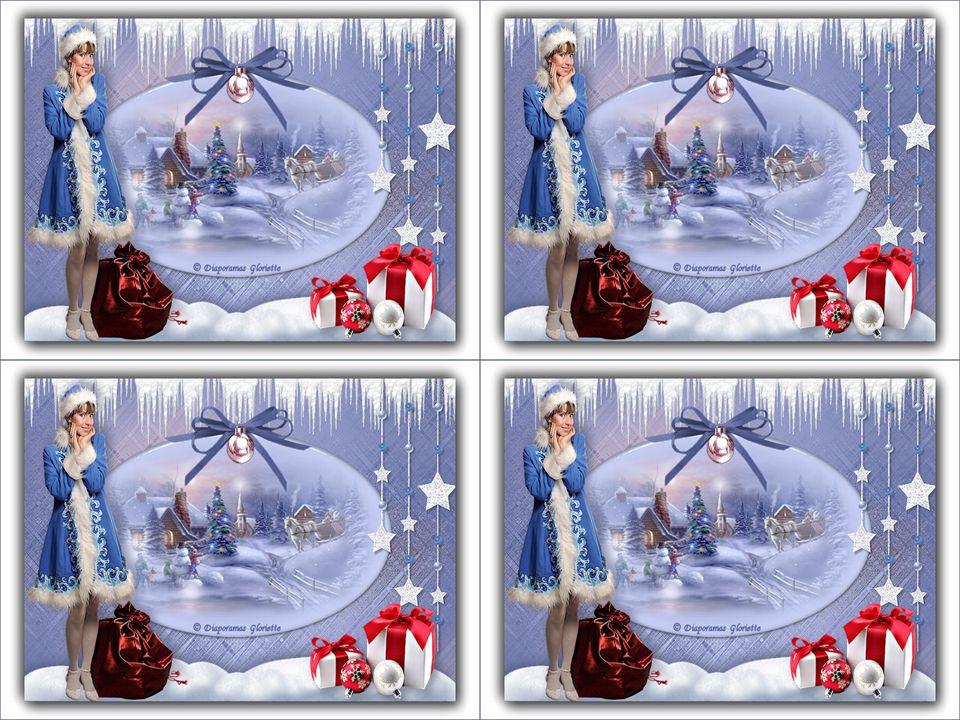 Cependant au mois de décembre nous pensons aux fêtes de fin dannée.