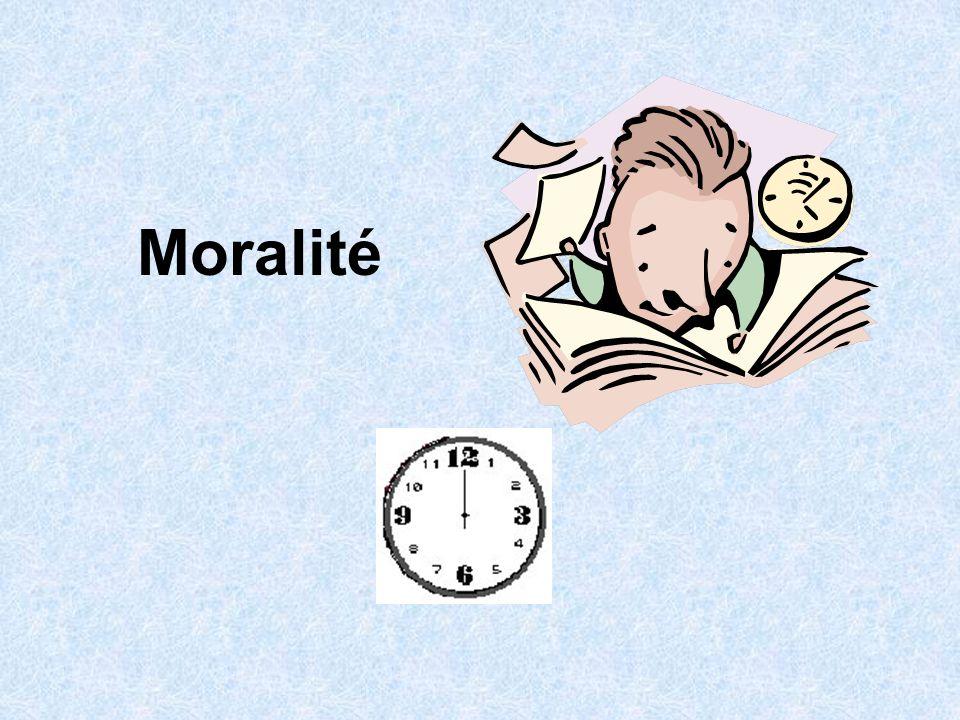 Moralité