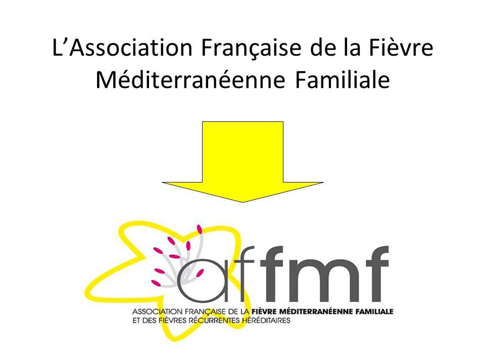 LAssociation Française de la Fièvre Méditerranéenne Familiale