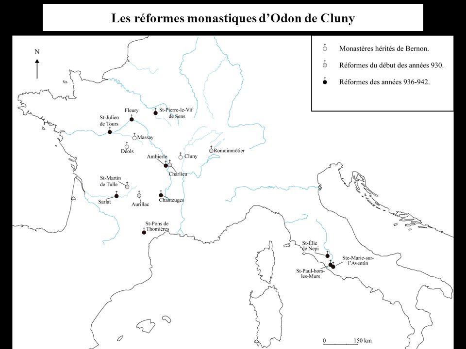 Les réformes monastiques dOdon de Cluny