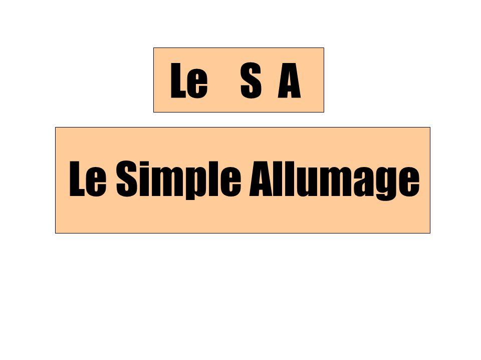 Le Simple Allumage Le S A