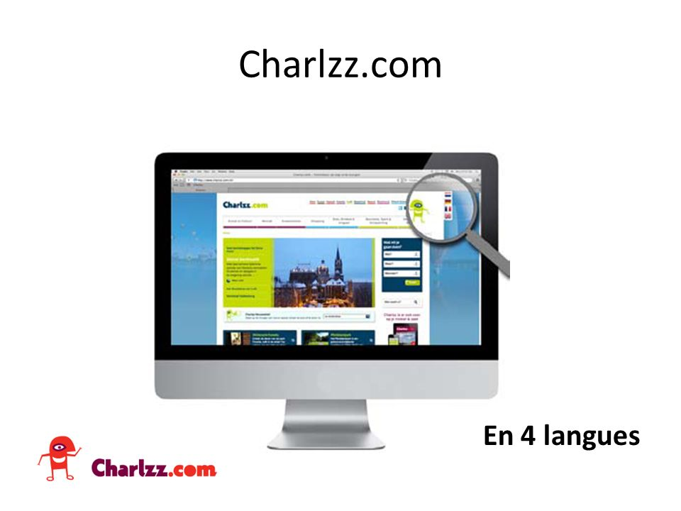 Charlzz.com En 4 langues